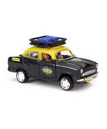 Speedage Ambassador Taxi Plastic - Black