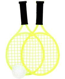 Speedage Grand Slam Racket Set - Yellow