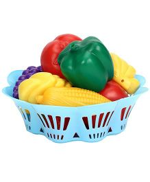 Speedage Fruit Basket Set 12 pieces (Color May Vary)