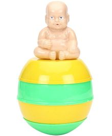 Ratnas Baby Musical Roly Poly - Assorted