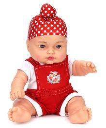 Speedage Happy Singh Jr Doll - Height 26 cm