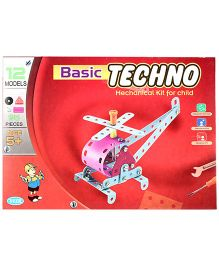 Veer Creation Basic Techno Set - 12 Models