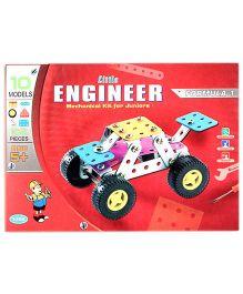 Veer Creation Little Engineer Formula 1 Set - 10 Models