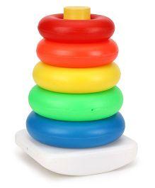 Funworld Toddler Rings Genius Junior - Multicolour