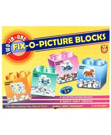 Unique Fix O Picture Blocks 2 In 1