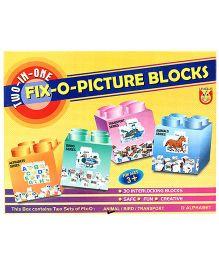 Unique Fix O Picture Blocks 2 In 1