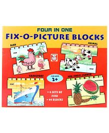 Unique Fix O Picture Blocks 4 In 1