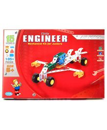 Veer Creation Little Engineer Air Force - 15 Models