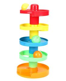 Playmates Baby Spiral Fun - Multicolour