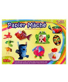 Lil Star Paper Mache Sr Kit - Multi Colour