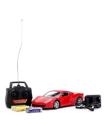 Kumar Toys Remote Control Car - Red