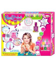 Annie Nail Polish Factory Set