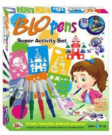 Ekta Blo Pens Super Activity Set
