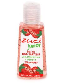 Zuci Junior Strawberry Hand Sanitizer - 30 ml