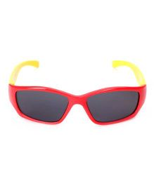 Stol'n Kids Sunglasses Tweety Pie Print - Red