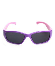 Stol'n Kids Sunglasses Tweety Pie Print - Purple