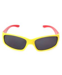 Stol'n Kids Sunglasses Tom And Jerry Print - Yellow