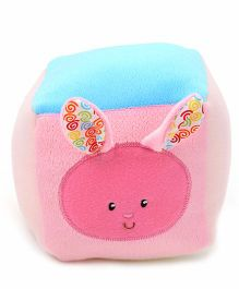 1st Step Baby Cube - Pink And Blue