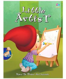 Little Artist How To Draw Pet Animals - English