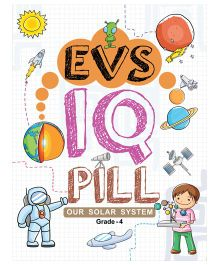 EVS IQ Pill Our Solar System Grade 4- English