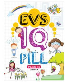 EVS IQ Pill Plants Grade 4- English