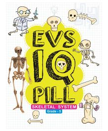 EVS IQ Pill Skeletal System Grade 5- English