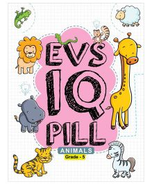 EVS IQ Pill Animals Grade 5- English