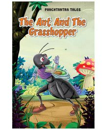 The Ant And The Grasshopper Panchtantra Tales- English
