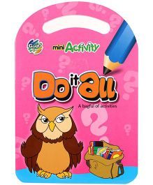 Chitra Mini Activity Book - Do It All - English