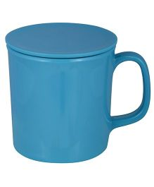 L'Orange Cup With Lid - Blue