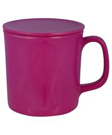 L'Orange Cup With Lid - Pink