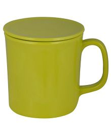L'Orange Cup With Lid - Lime Green