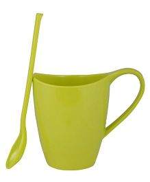 L'Orange Cup With Spoon - Green