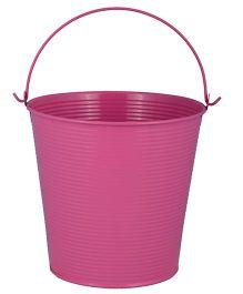 L'Orange Organizer Bucket - Dark Pink