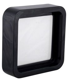 L'Orange Square Photo Frame Small - Black