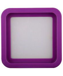 L'Orange Square Photo Frame Small - Purple