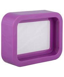 L'Orange Rectangular Photo Frame Small - Purple