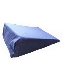 Grandma's Bump Support Pillow - Blue