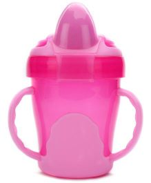 Vital Baby First Trainer Cup With Handles 220ml - Pink