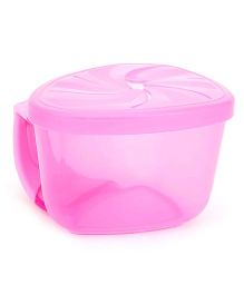 Vital Baby Trap-A-Snack Container - Pink