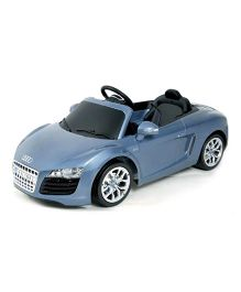 Marktech Audi R8 Spyder 2010 Battery Operated Ride On Blue -  KL 7008