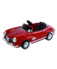 Marktech Mercedes Benz 300 Sl Battery Operated Ride On Red - KL 7002