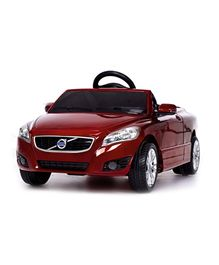 Marktech Volvo C70 2011 Battery Operated Ride On Red - KL 7005
