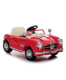 Marktech Classique JR Battery Operated Ride On Red - JE1688