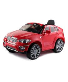 Marktech BMW X6 Ride On Car JJ258 - Red