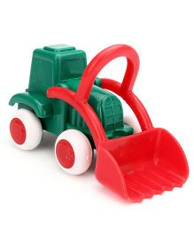 Viking JCB Truck Toy - Red And Green