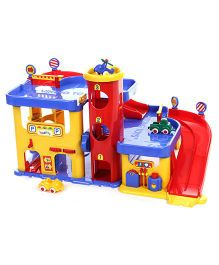 Viking City Garage Playset
