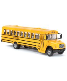 Siku School Bus -Yellow