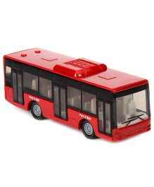 Siku Funskool City Bus - Red