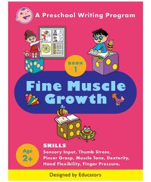 Fine Muscle Growth Book 1 - English